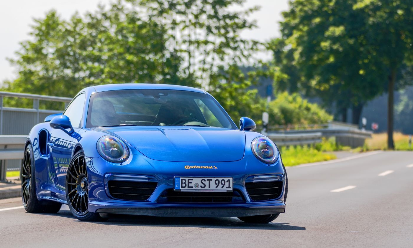 Foto de Porsche 911 Turbo S Edo Competition (2/26)