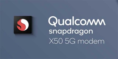 Qualcomm modem X50 5G