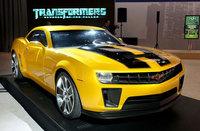 Rumores sobre un Chevrolet Camaro Bumblebee Edition