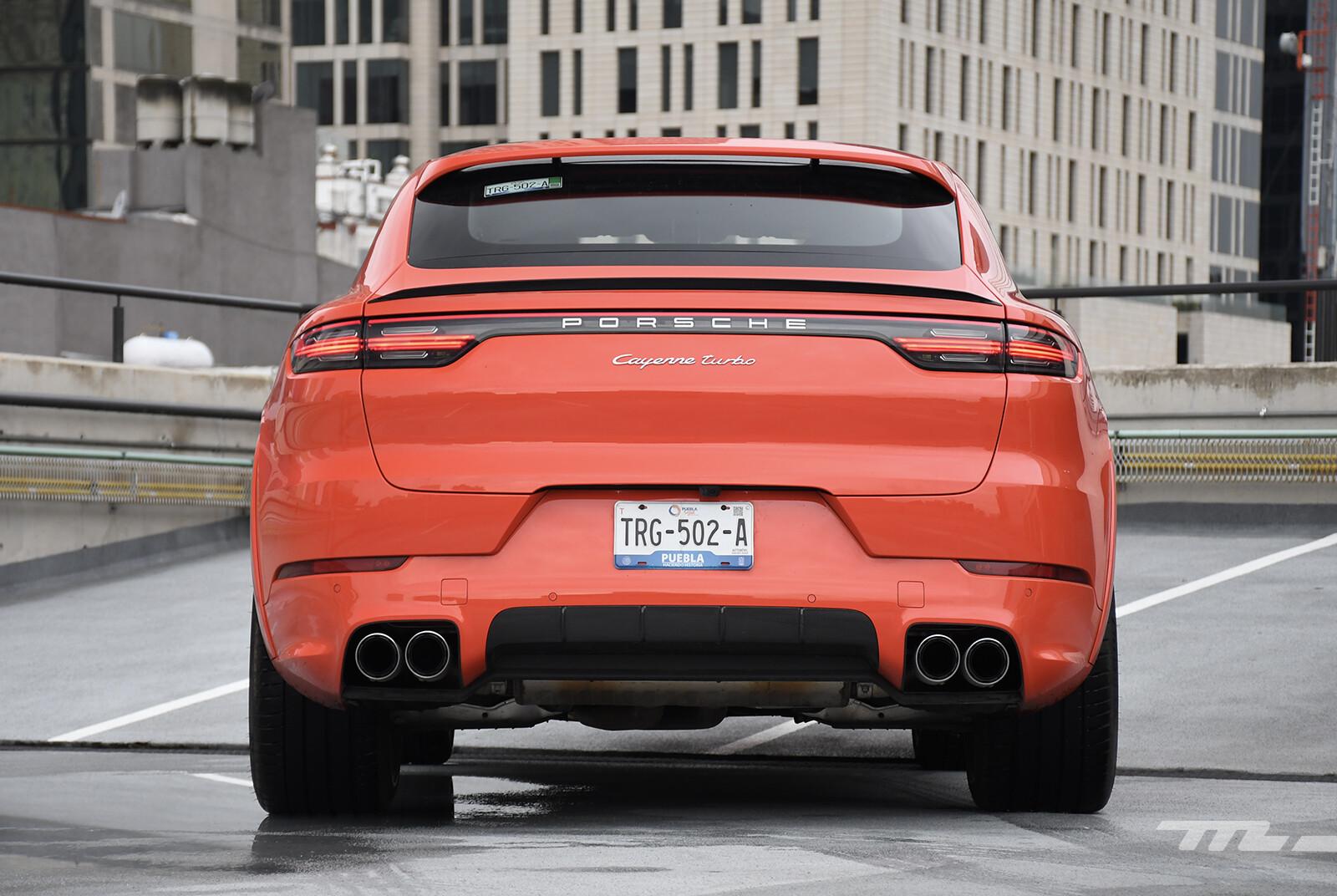 Foto de Porsche Cayenne Turbo Coupé (prueba) (3/28)
