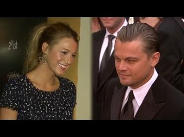 Blake Lively por Leonardo DiCaprio vuela donde haga falta... Love is in the air