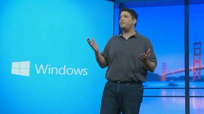 """Terry Myerson habla sobre el escritorio, el futuro menú de inicio y la estrategia de """"un Windows"""""""