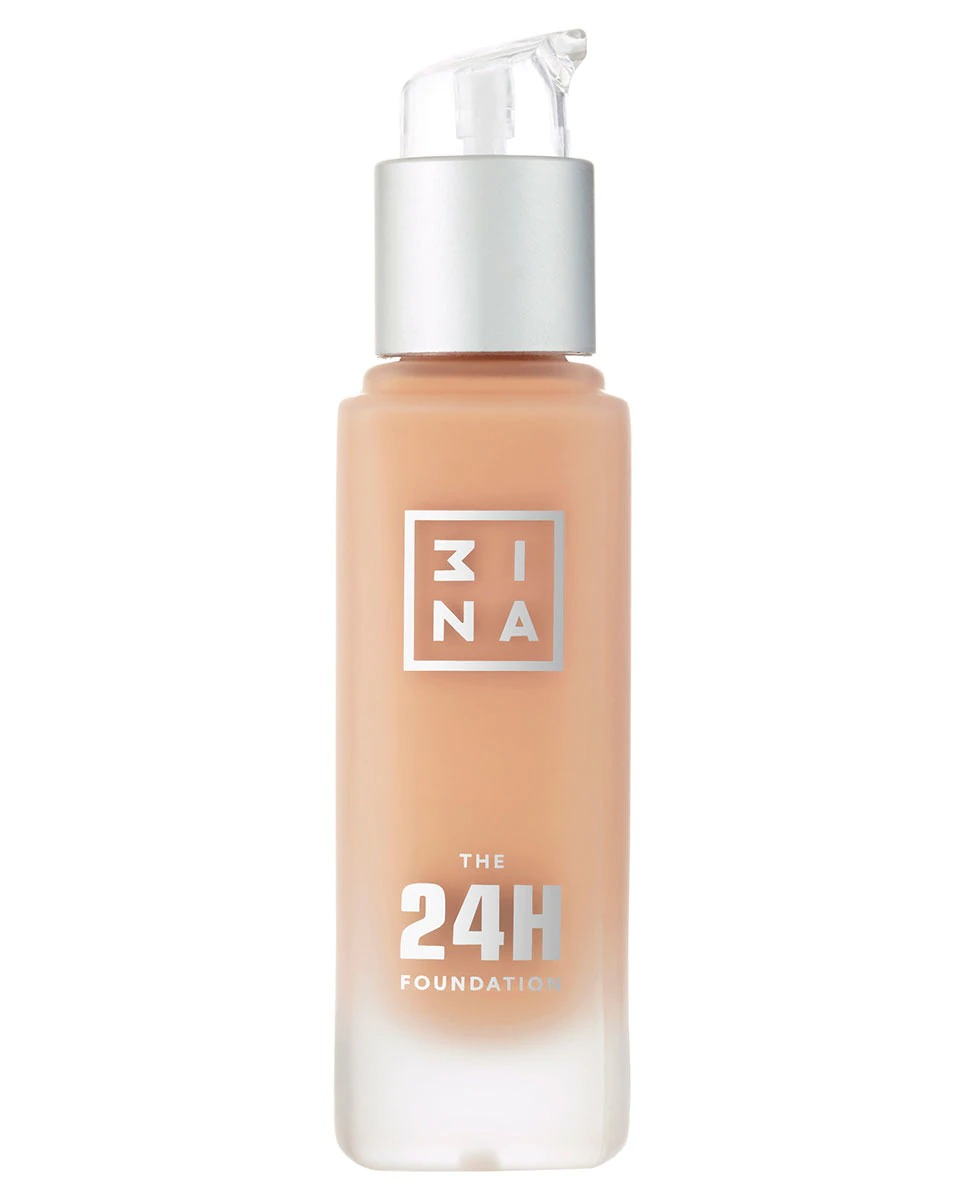 Base de maquillaje The 24H Foundation 3INA