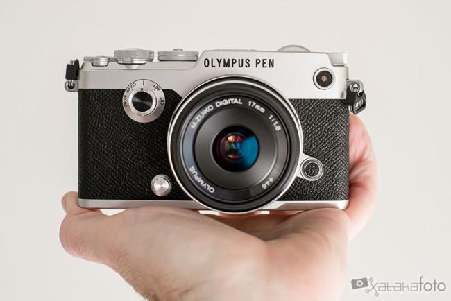 Olympus Pen F 7648