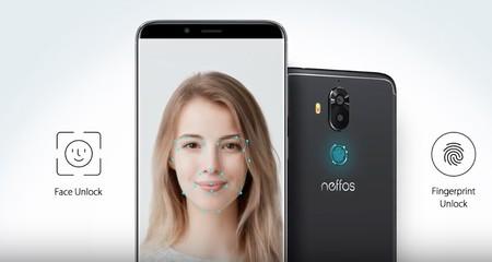 Neffos Camera