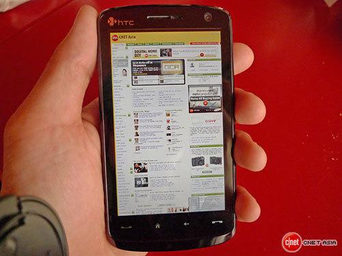 Foto de HTC Touch HD (14/16)