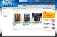 Blizzard ya vende títulos en formato digital desde su tienda online