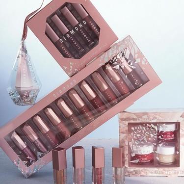 Esta Navidad brillaremos por todo lo alto (sin kilos de glitter) con la colección de maquillaje Diamond Frost de Primark