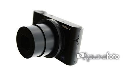 Sony DSC-RX100, análisis