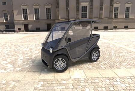 Squad Solar City Cars Full Doors Italy