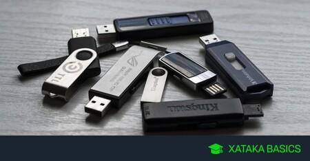 Pen drive o memoria USB: qué es y para qué sirve