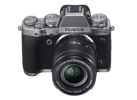Fujifilm X T3 Silver