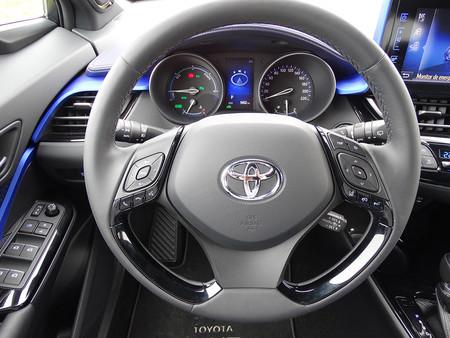 Prueba Toyota C Hr Detalles Interiores