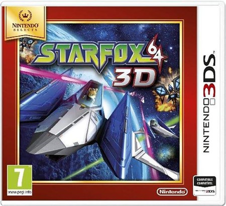 Starfox64 3d N3ds 2