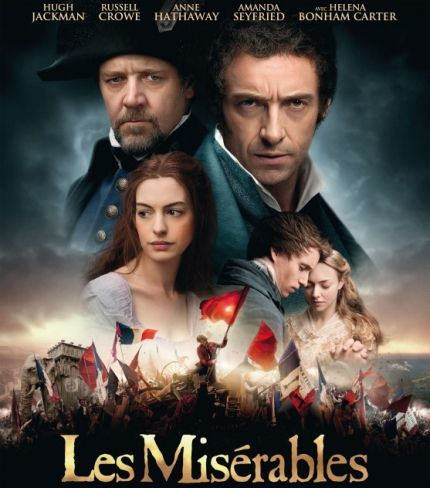 El cartel de Los Miserables