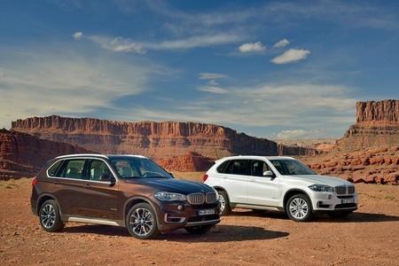 BMW X5: ahora, con cuatro cilindros y tracción trasera