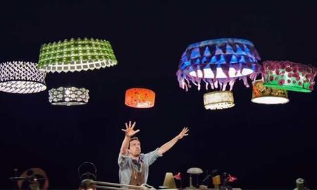 'Sparked': Un corto del Cirque du Soleil utilizando drones para transmitirnos grandes momentos