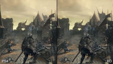 Comprueba tú mismo las (dos) diferencias de Dark Souls III entre Xbox One y PS4