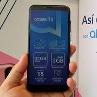 Alcatel 1s y Alcatel 1c llegan a México: la nueva gama de entrada tiene doble cámara, 3 GB de RAM y Android Go