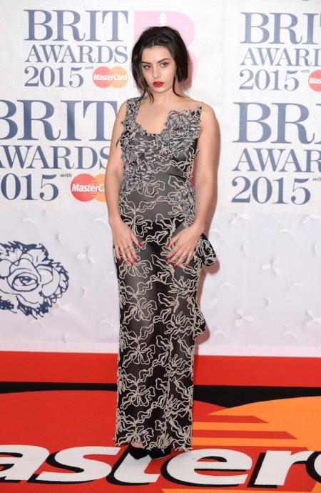 Charli Xcx Brit Awards 2015