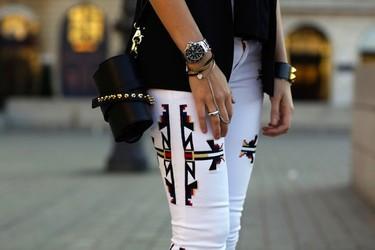 Pantalones a lo Isabel Marant (pero sin ser de ella), ¿quién lo lleva mejor?