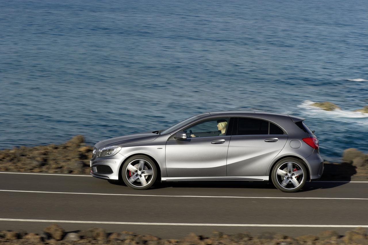 Foto de Mercedes-Benz Clase A 2012 (62/67)