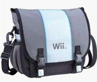 Bolsa de transporte para la Nintendo Wii
