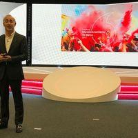 Vodafone renueva su imagen: adiós al 'Power to you', hola al 'El futuro es apasionante. Ready?'
