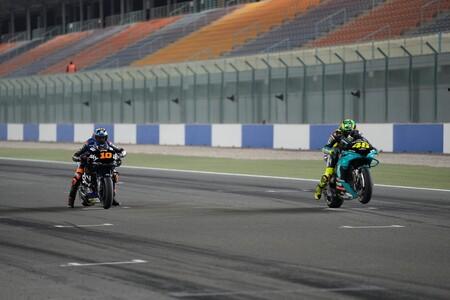 Rossi Marini Losail Motogp 2021