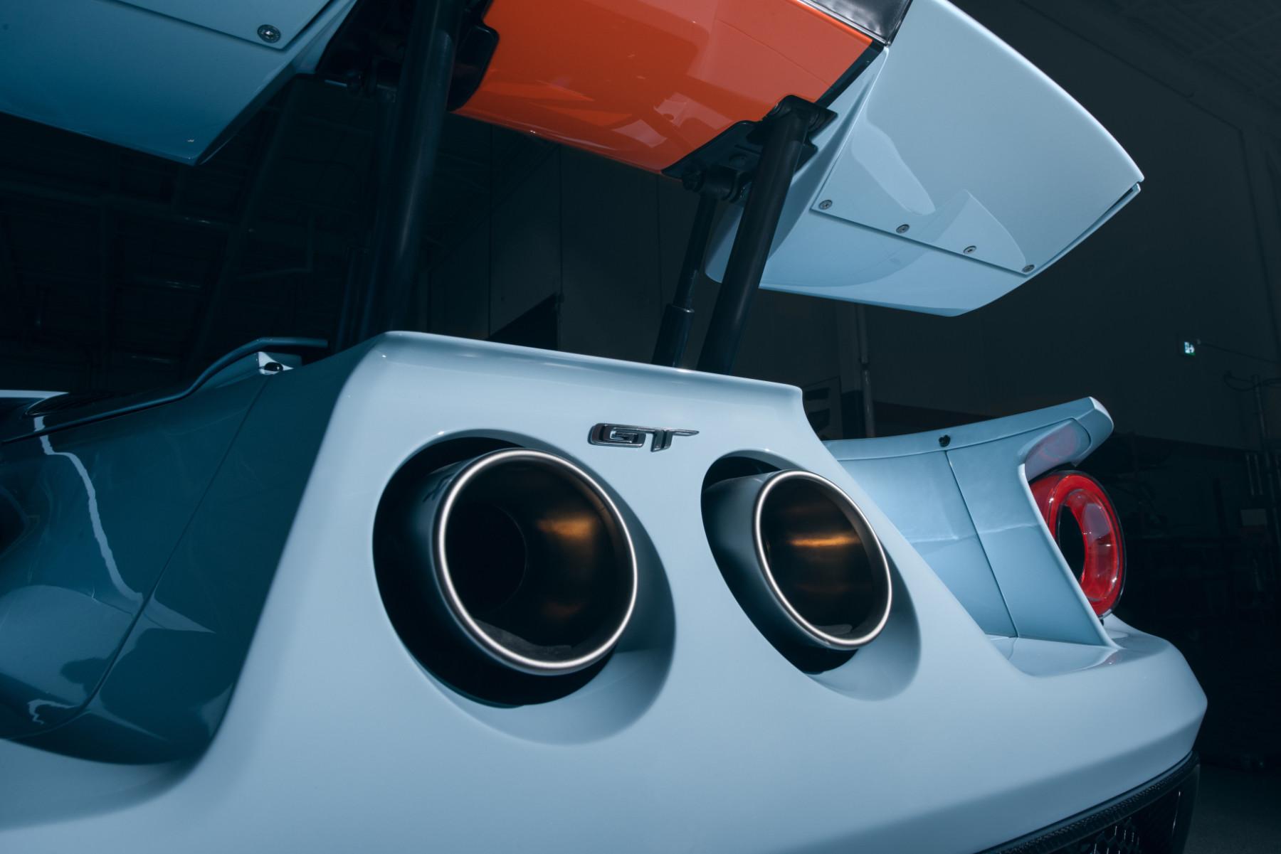 Foto de Ford GT 2020 (7/16)