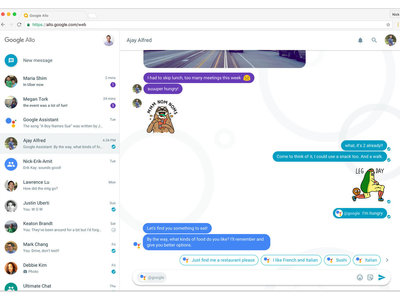 Google Allo 15.0 estrenará su versión web en unos días: así tendrás que emparejar tu móvil con el PC