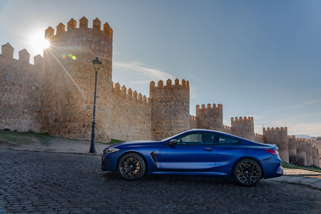 BMW M8 Coupe Competition 33