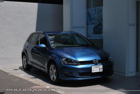 Volkswagen Golf en Japón