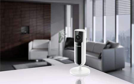 Panasonic aumenta su catálogo de cámaras de vigilancia para el hogar con la Panasonic KX-HNC800