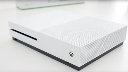 Xbox One S blanca