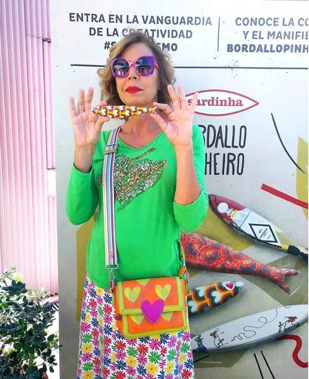 Agatha Ruiz de la Prada Bordallo Pinheiro