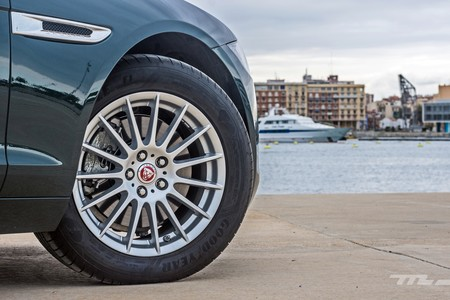 Jaguar Xf 2017 Prueba 033