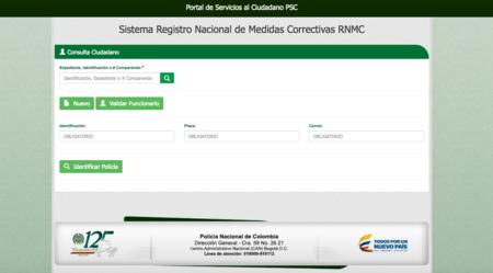Portal de Servicio al Ciudadano