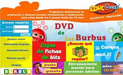 Programas de estimulación interactivos