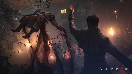 Vampyr no espera al E3 2017 y confirma con un espléndido tráiler cinemático que llegará en noviembre