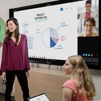 La aplicación web Microsoft Whiteboard se actualiza y ofrece soporte para documentos PDF, Word y PowerPoint