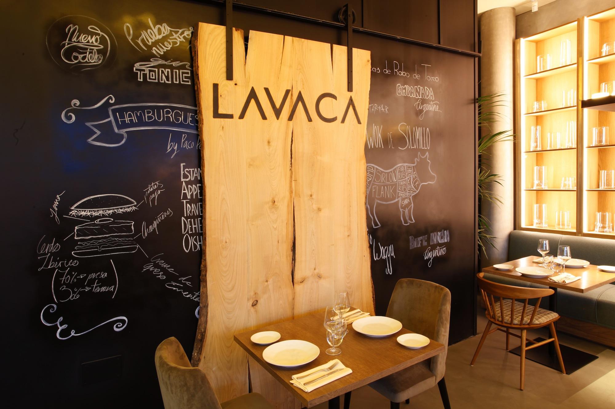 Cousi interiorismo reforma lavaca creando un restaurante for Interiorismo restaurantes