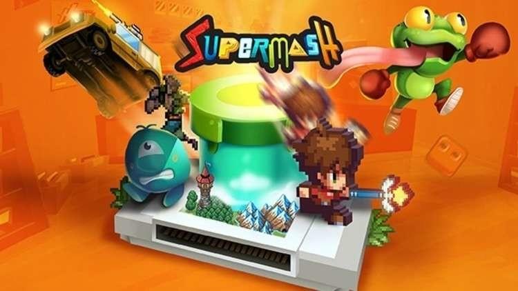 SuperMash, un juego que nos permitirá crear aventuras que mezclan distintos géneros, ya está a la venta en PC y en 2020 llegará a las consolas