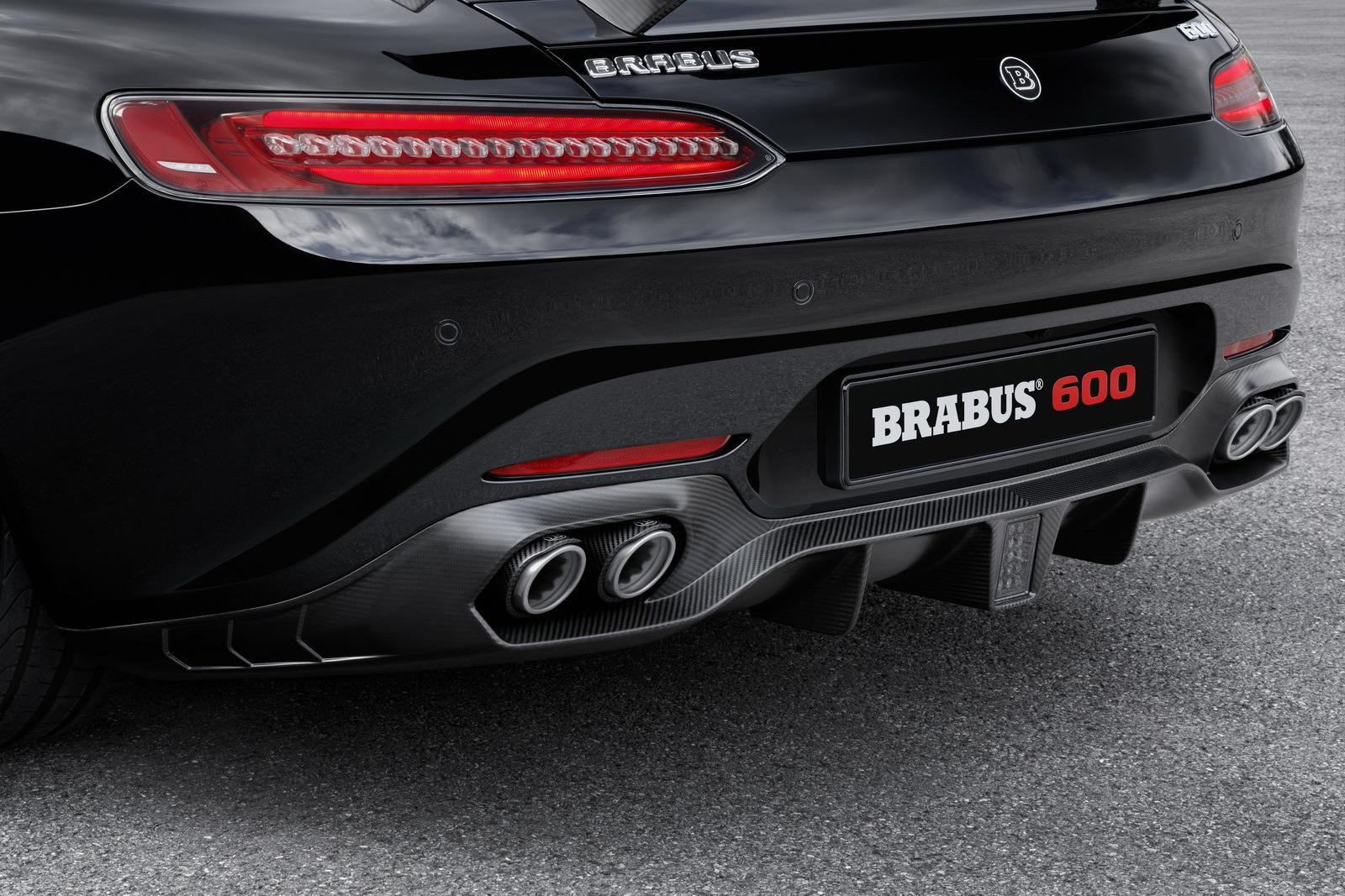 Foto de Brabus Mercedes-AMG GT S (18/38)