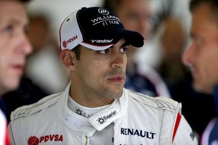 Pastor Maldonado confía en continuar en Williams, pero no cierra la puerta a un cambio