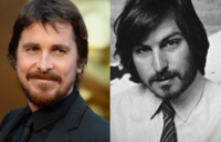 David Fincher, considerando dar el papel de Steve Jobs al actor Christian Bale