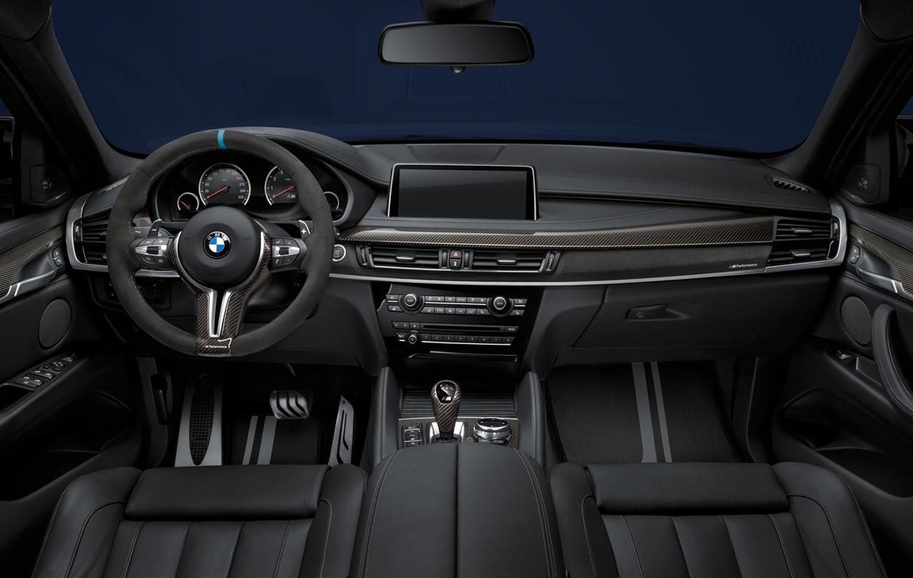 Foto de BMW X5 M y BMW X6 M por M Performance (20/20)