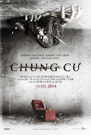 'Chung Cu', tráiler y cartel de la película de terror asiático