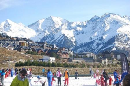 ¿Demasiado tarde para ir a esquiar en Semana Santa?