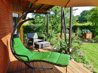 Muebles y complementos de capricho para tu terraza o jardín en Cazando Gangas